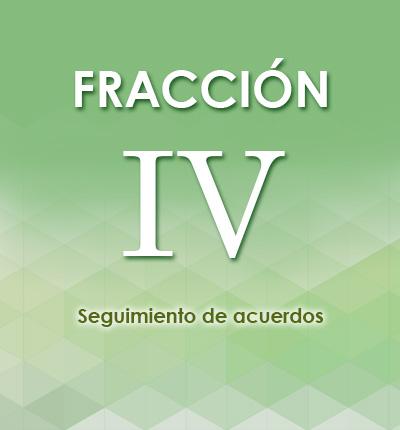 ART. 126 – FRACCIÓN IV