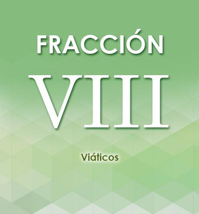 ART. 126 – FRACCIÓN VIII