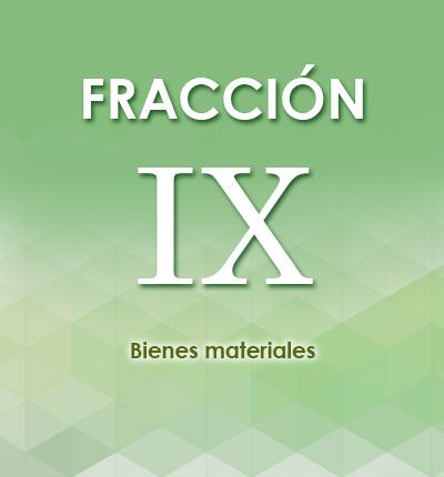ART. 126 – FRACCIÓN IX