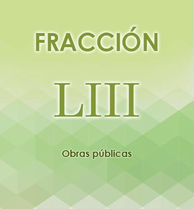 ART. 121- Fracción LIII