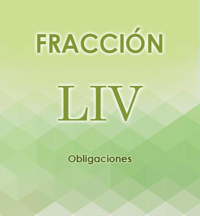 ART. 121- Fracción LIV
