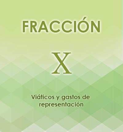 ART. 121- Fracción X