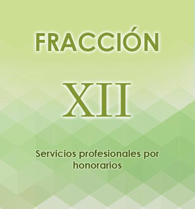 ART. 121- Fracción XII