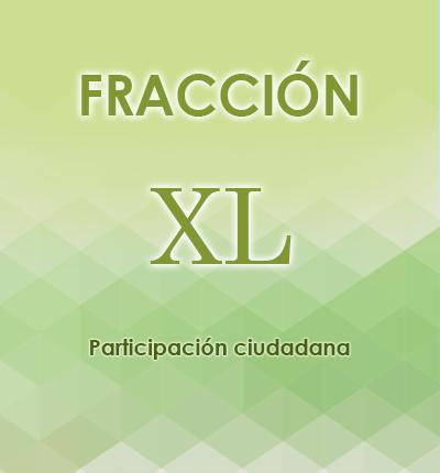 ART. 121- Fracción XL