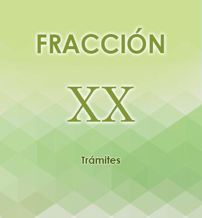 ART. 121- Fracción XX