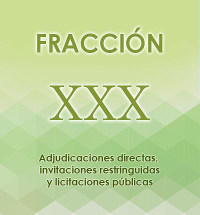 ART. 121- Fracción XXX