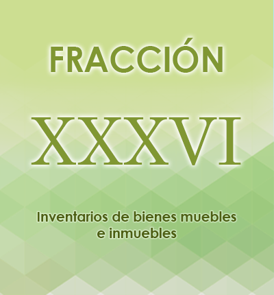 ART. 121- Fracción XXXVI