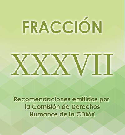 ART. 121- Fracción XXXVII